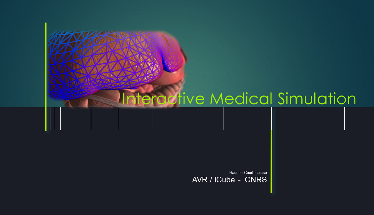 Lecture 1: Introduction to medical simulation